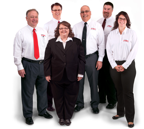 Business Services Team