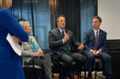 Midland Business Alliance 4th quarter membership luncheon panel discussion