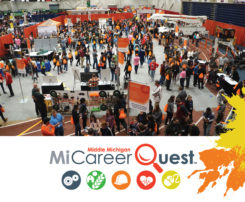 MiCareer Quest Middle Michigan 2019